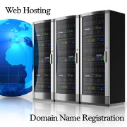 hosting and domain name registration